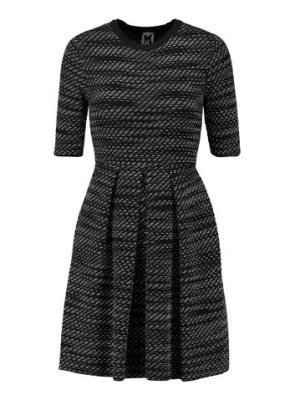 M Missoni pleated jacquard
