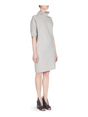 Maison Margiela cotton sweatshirt dress