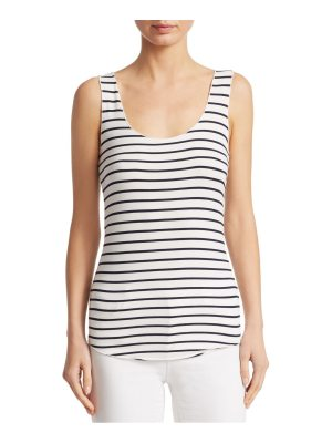 Majestic Filatures striped tank top