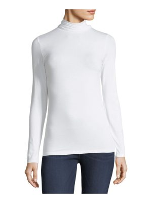 Majestic Paris for Neiman Marcus Soft Touch Long-Sleeve Turtleneck
