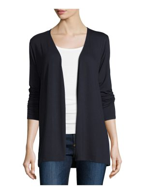 Majestic Paris for Neiman Marcus Soft Touch Open Cardigan