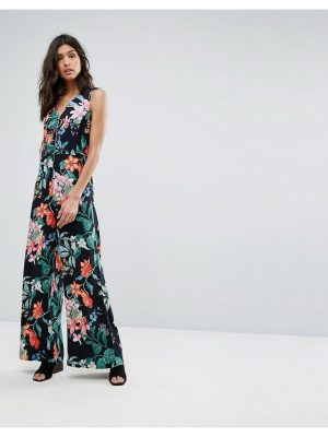 Mango Tropical Jumpsuit
