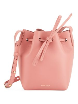 Mansur Gavriel Calf Leather Mini Mini Bucket Bag