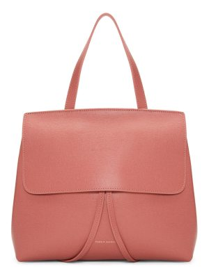 Mansur Gavriel Saffiano Mini Lady Bag