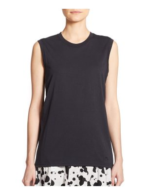 Marc by Marc Jacobs Favorite Cotton Muscle Tee