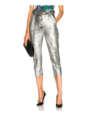 Marissa Webb Anniston Leather Pant
