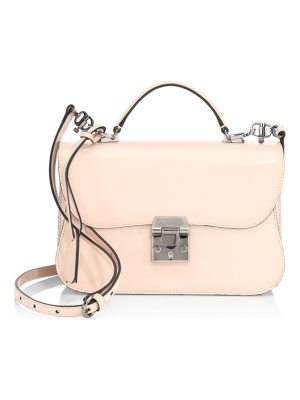 Mark Cross dorothy leather crossbody bag