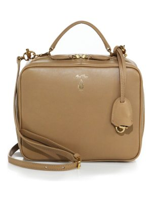 Mark Cross laura leather crossbody bag