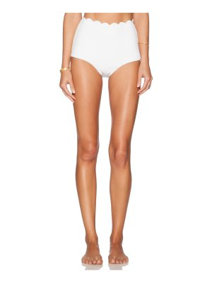 Marysia Swim Palm Springs High Waist Bikini Bottom
