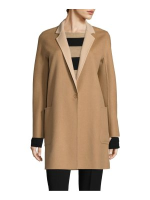 Max Mara lillo double-face virgin wool jacket