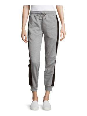 McQ by Alexander McQueen Side Panelled Cotton Pants