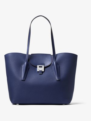 Michael Kors Collection Bancroft Calf Leather Tote