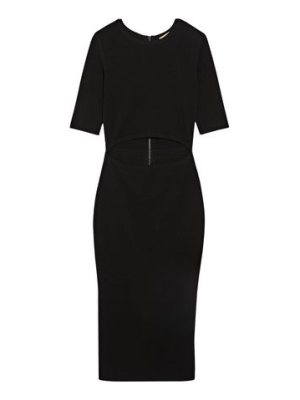 Michael Kors Collection cutout stretch