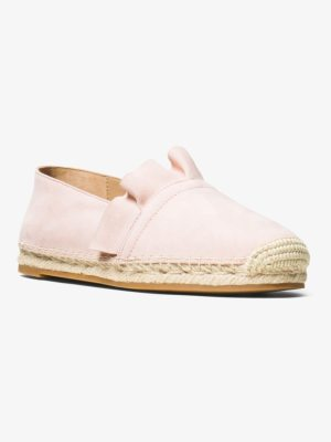 Michael Kors Collection Laticia Suede Espadrille