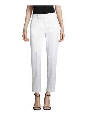 Michael Kors Collection samantha broadcloth pants