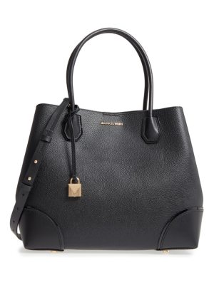 Michael Kors michael  large mercer leather tote