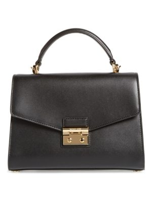 Michael Kors michael  medium sloan leather satchel
