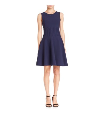 Milly Sleeveless A-Line Dress