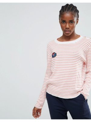 Minimum Stripe Top