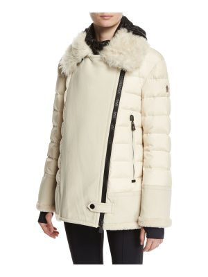 Moncler Montblanc Quilted Puffer Jacket