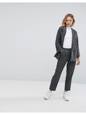 Monki Fleck Slim Peg Pants