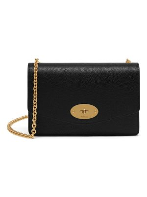 Nordstrom x Mulberry mulberry small darley leather clutch