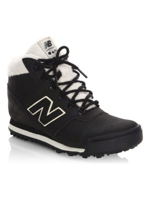 New Balance leather high-top sneakers