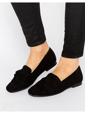 New Look Suedette Loafers