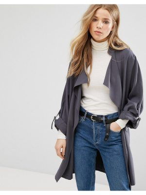 New Look Waterfall Duster Jacket