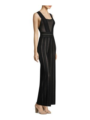 Nightcap Clothing coverall sheer jumpsuit