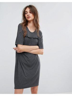 Noisy May Charlotte Ruffle Tunic Dress
