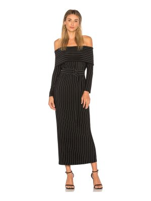 Norma Kamali Cowl Neck Dress