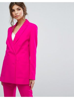 Oasis Tailored Double Breasted Blazer