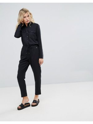 Pepe Jeans Rovia Fitted Boiler Jumpsuit
