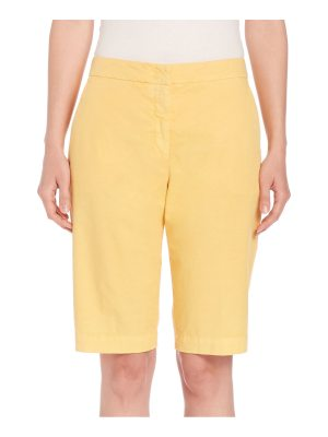 Peserico Stretch-Cotton Bermuda Shorts