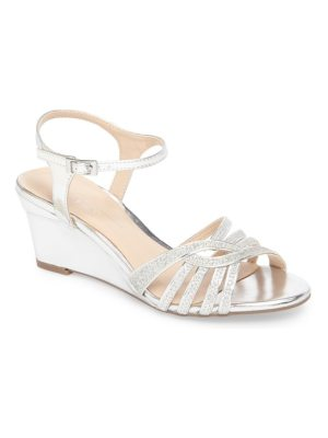 pink paradox London karianne wedge sandal