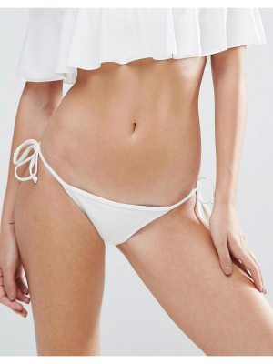 Playful Promises Tie Side Bikini Bottoms