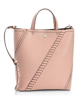 Proenza Schouler hex leather tote bag