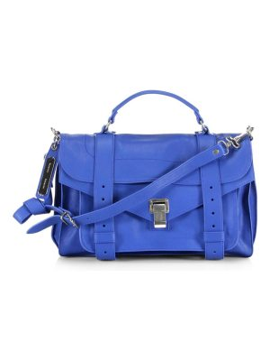 Proenza Schouler ps1 medium leather satchel