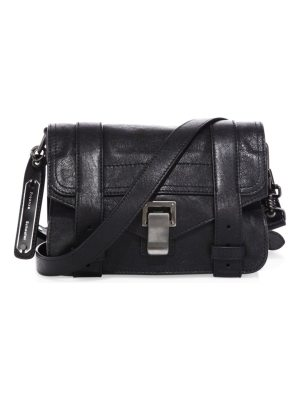 Proenza Schouler ps1 mini leather crossbody bag