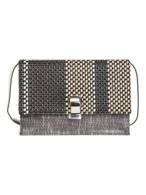Proenza Schouler small lunch bag woven leather shoulder bag