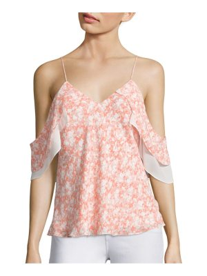 Prose & Poetry Leigh Cold-Shoulder Top