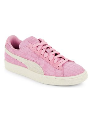 PUMA Suede Classic Leather Sneakers