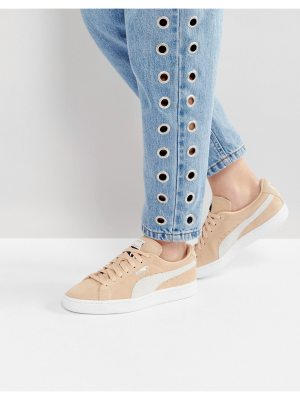 PUMA Suede Classic Sneakers In Sand