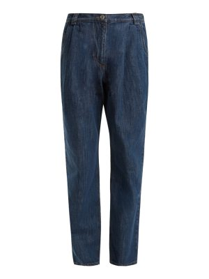 Rachel Comey axis wide leg denim trousers