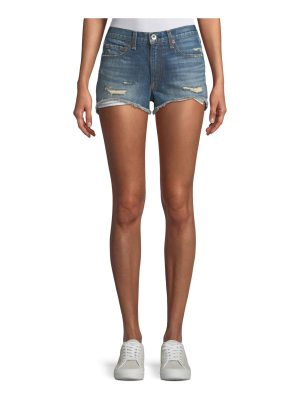Rag & Bone Margaux Cutoff Denim Shorts