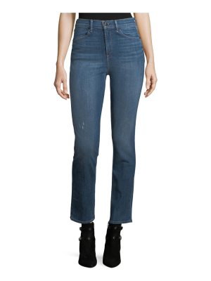 Rag & Bone High-Rise Slim-Fit Cigarette Jeans