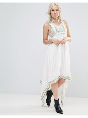 Raga Coastland Waterfall Maxi Dress