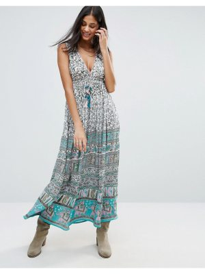 Raga Far Lands Printed Maxi Dress
