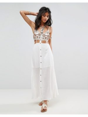 Raga Taos Cutout Maxi Dress